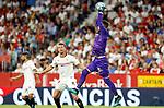 Sevilla FC's Tomas Vaclik during La Liga match. Sep 29, 2019. (ALTERPHOTOS/Manu R.B.)