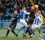 Kirk Broadfoot and Danny Wilson