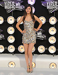 Victoria Justice at The 2011 MTV Video Music Awards held at Nokia Theatre L.A. Live in Los Angeles, California on August 28,2011                                                                   Copyright 2011  DVS / Hollywood Press Agency