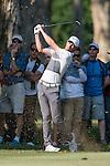 Paul Peterson of USA plays an approach shot during the 58th UBS Hong Kong Golf Open as part of the European Tour on 10 December 2016, at the Hong Kong Golf Club, Fanling, Hong Kong, China. Photo by Marcio Rodrigo Machado / Power Sport Images