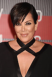 LOS ANGELES, CA - AUGUST 30: TV personality Kris Jenner arrives at the 2015 MTV Video Music Awards at Microsoft Theater on August 30, 2015 in Los Angeles, California.