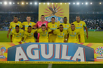 Millonarios igualó como local 0-0 ante Atlético Nacional. Semifinal ida Liga Águila I-2017.
