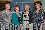 4406-4408.Dinner Dance - Having a wonderful time at The Ardfert Golf Club Joint Captain's Dinner Dance held in The Ballyroe Heights Hotel on Saturday night were l/r Noreen O'Riordan, Maureen Tiplady, Theresa O'Donoghue and Kathleen O'Loughlan..................................................................... ............   Copyright Kerry's Eye 2008