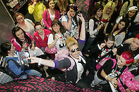 16/7/2010. Jedward fans are pictured at the launch of the new Jedward album at HMV Dundrum. Picture James Horan/Collins Photos