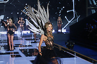 Behati Prinsloo on the runway at the Victoria's Secret Fashion Show 2014 London held at Earl's Court, London. 02/12/2014 Picture by: James Smith / Featureflash