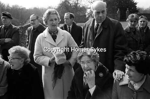 Dame Elizabeth Marvyn Charity. Ufton Court, Near Ufton Nervet, Berkshire, England 1974 My ref 25a/730/1974
