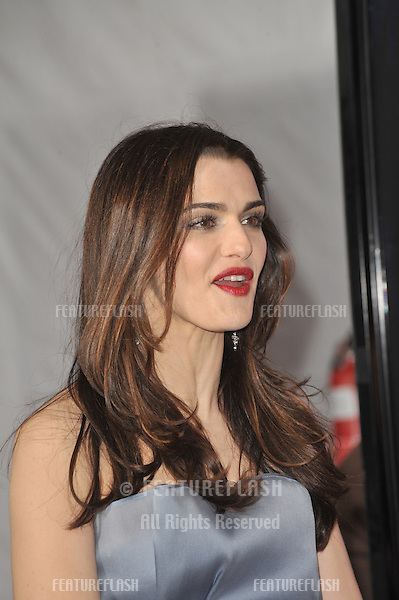 "Rachel Weisz at the Los Angeles premier of her new movie ""The Lovely Bones"" at Grauman's Chinese Theatre, Hollywood..December 7, 2009  Los Angeles, CA.Picture: Paul Smith / Featureflash"