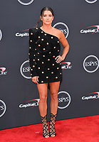 Danica Patrick at the 2018 ESPY Awards at the Microsoft Theatre LA Live, Los Angeles, USA 18 July 2018<br /> Picture: Paul Smith/Featureflash/SilverHub 0208 004 5359 sales@silverhubmedia.com