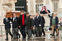 Dario Fo- funerali