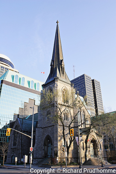 St. Andrew's Presbyterian Church in Ottawa