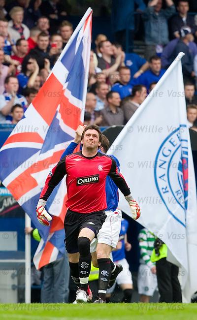 Alan McGregor, Rangers