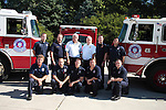 Mifflin Township Fire Department Posed photos, 10042007