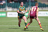 The Wyong Roos play Guilford Owls in Round 3 of The NSW Challenge Cup at Morry Breen Oval on 2nd of March, 2019 in Kanwal, NSW Australia. (Photo by Bryden Sharp/BSP)
