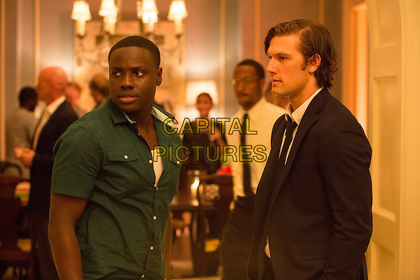 Dayo Okeniyi, Alex Pettyfer<br /> in Endless Love (2014) <br /> *Filmstill - Editorial Use Only*<br /> CAP/NFS<br /> Image supplied by Capital Pictures