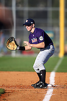 December 28, 2009:  Payton Scott (9) of the Baseball Factory Tigers team during the Pirate City Baseball Camp & Tournament at Pirate City in Bradenton, FL.  Photo By Mike Janes/Four Seam Images