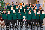 Causeway comprehensive school U15's won the Munster C Football final against St. Josephs Ballybunion on 16th December in Ballydonoghue