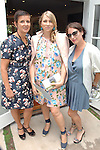 Frances Pennington, Ariana Lambert Smeraldo, Lauri Firstenberg==<br /> LAXART 5th Annual Garden Party Presented by Tory Burch==<br /> Private Residence, Beverly Hills, CA==<br /> August 3, 2014==<br /> &copy;LAXART==<br /> Photo: DAVID CROTTY/Laxart.com==