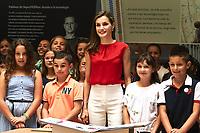 Queen Letizia Cultural Program