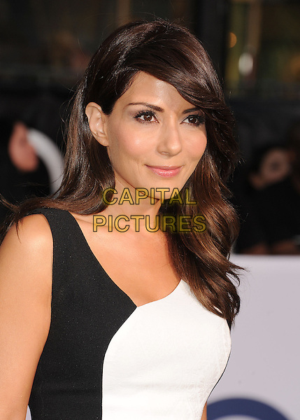 """Marisol Nichols.""""Oblivion"""" Los Angeles Premiere held at the Dolby Theatre, Hollywood, California, USA..April 10th, 2013.headshot portrait black white .CAP/ROT/TM.©Tony Michaels/Roth Stock/Capital Pictures."""