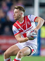 Picture by Allan McKenzie/SWpix.com - 06/04/2018 - Rugby League - Betfred Super League - St Helens v Hull FC - The Totally Wicked Stadium, Langtree Park, St Helens, England - Danny Richardson.