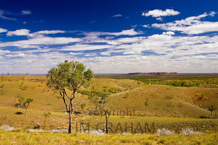 West Macdonnell Mountain Range, Northern Territory, Australia