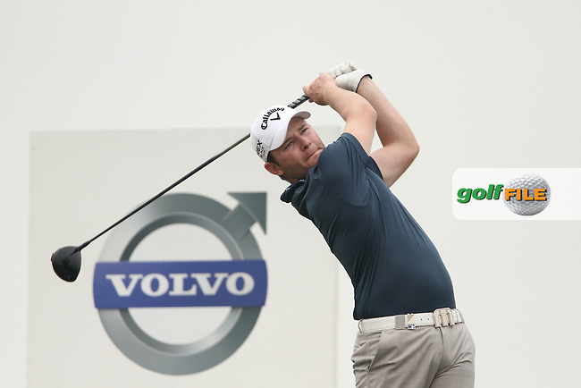 Branden Grace (RSA) on the 12th on Day 3 of the 2012 Volvo China Open at Binhai Lake Golf Club, Tianjin, China...(Photo Jenny Matthews/www.golffile.ie)