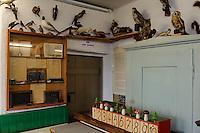 Schulmuseum in Middellhagen auf Rügen, Mecklenburg-Vorpommern, Deutschland
