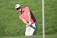 02/18/12 Pacific Palisades, CA: Justin Rose during the third round of the Northern Trust Open held at the Riviera Country Club
