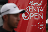 Jack Singh Brar (ENG)) in action on 1st tee during the second round of the Magical Kenya Open presented by ABSA played at Karen Country Club, Nairobi, Kenya. 15/03/2019<br /> Picture: Golffile | Phil Inglis<br /> <br /> <br /> All photo usage must carry mandatory copyright credit (&copy; Golffile | Phil Inglis)