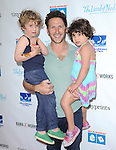 Mark Feuerstein attends The Milk + Bookies Story Time Celebration held at The Skirball Center in Los Angeles, California on April 27,2014                                                                               © 2014 Hollywood Press Agency