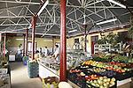 Market, Mertola, Portugal