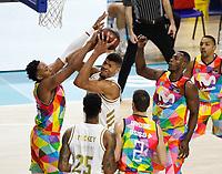 2020.01.12 ACB Club Estudiantes VS Real Madrid Baloncesto