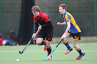 Havering HC 2nd XI vs Upminster HC 4th XI 17-01-15