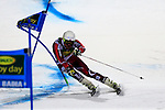 Kjetil JANSRUD competes during the FIS Alpine Ski World Cup Men's Parallel Giant Slalom in Alta Badia, on December 21, 2015. Norway's Kjetil Jansrud wins the race, Aksel Lund Svindal second and Sweden's Andre Myrher is third.