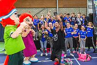 Groningen, Netherlands, 30 June, 2017, Tenniskids, Stadjershal, Opening<br /> Photo: Henk Koster/tennisimages.com