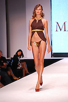 MaddSexy Lingerie-USA Model, Elena Kurnosova, at Miami Beach International Fashion Week, Miami, FL - 2011