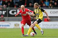 Leyton Orient vs Dagenham and Redbridge 16-04-16