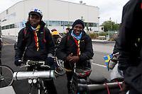 Audun Ingebrigtsen/Scouterna, WSJ2011 - Rinkaby, precamp