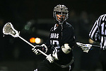 01 March 2015: Providence's Buck McClure. The Duke University Blue Devils hosted the Providence College Friars on the West Turf Field at the Duke Athletic Field Complex in Durham, North Carolina in a 2015 NCAA Division I Men's Lacrosse match. Duke won the game 20-8.