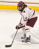 Kenzie Kent (BC - 12) - The number one seeded Boston College Eagles defeated the eight seeded Merrimack College Warriors 1-0 to sweep their Hockey East quarterfinal series on Friday, February 24, 2017, at Kelley Rink in Conte Forum in Chestnut Hill, Massachusetts.The number one seeded Boston College Eagles defeated the eight seeded Merrimack College Warriors 1-0 to sweep their Hockey East quarterfinal series on Friday, February 24, 2017, at Kelley Rink in Conte Forum in Chestnut Hill, Massachusetts.