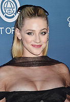 LOS ANGELES, CA - JANUARY 05: Lili Reinhart attends Michael Muller's HEAVEN, presented by The Art of Elysium at a private venue on January 5, 2019 in Los Angeles, California.<br /> CAP/ROT/TM<br /> ©TM/ROT/Capital Pictures