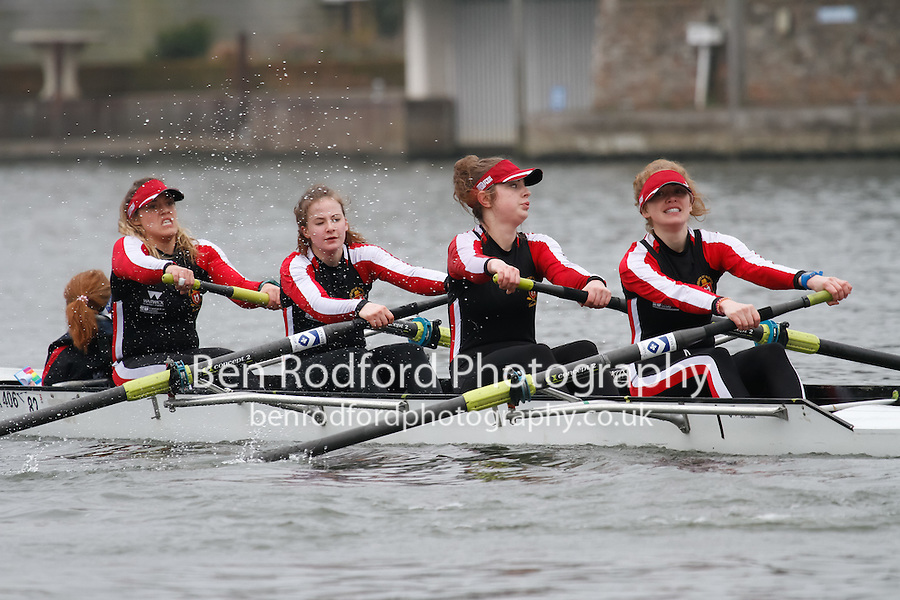 Crew: 83 - Warwick Univ  - W.NOV.4+ <br /> <br /> Henley Fours &amp; Eights Head 2017<br /> <br /> To purchase this photo, or to see pricing information for Prints and Downloads, click the blue 'Add to Cart' button at the top-right of the page.