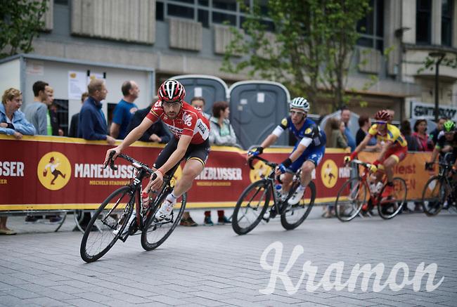 Thomas De Gendt (BEL/Lotto-Soudal)<br /> <br /> Post-Tour criterium Mechelen (Belgium) 2016