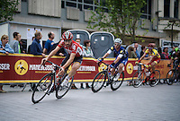 Thomas De Gendt (BEL/Lotto-Soudal)<br /> <br /> Post-Tour criterium Mechelen (Belgium) 2016