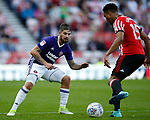 Kieron Freeman of Sheffield Utd during the Championship match at the Stadium of Light, Sunderland. Picture date 9th September 2017. Picture credit should read: Simon Bellis/Sportimage