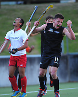 141119 International Men's Hockey - NZ Black Sticks v Japan