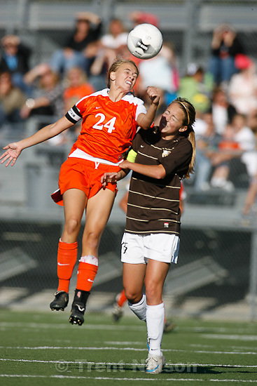 Trent Nelson  |  The Salt Lake Tribune.Brighton's Stephanie Verdoia. Davis vs. Brighton high school, 5A girls' soccer state championships semifinals at Juan Diego High School Tuesday, October 19, 2010