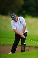 Eamonn Young (Ardee) during the final round of the All Ireland Four Ball Interclub Final, Roe Park resort, Limavady, Derry, Northern Ireland. 15/09/2019.<br /> Picture Fran Caffrey / Golffile.ie<br /> <br /> All photo usage must carry mandatory copyright credit (© Golffile | Fran Caffrey)