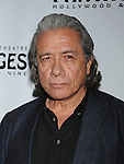 "HOLLYWOOD, CA. - June 23: Edward James Olmos arrives at Broadway LA Presents: ""In The Heights"" - Opening Night at the Pantages Theatre on June 23, 2010 in Hollywood, California.."