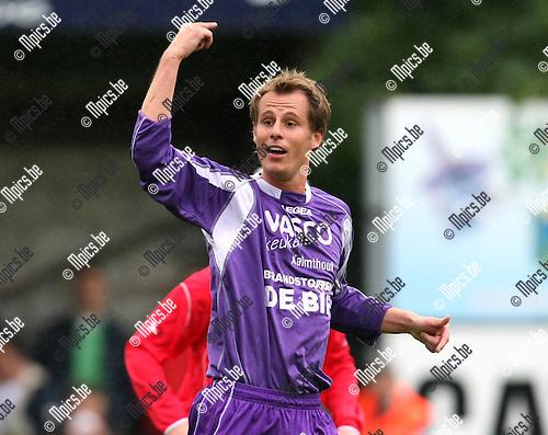 2008-07-21 / Voetbal / Gooreind - Antwerp FC / Chris de Witte..Foto: Maarten Straetemans (SMB)